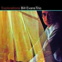 EVANS, BILL -TRIO- - Explorations Vinyl
