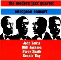 MODERN JAZZ QUARTET - European Concert Album