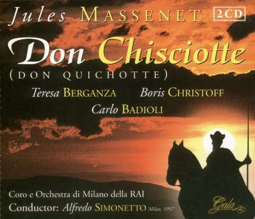 MASSENET, J. - Don Quichotte Single