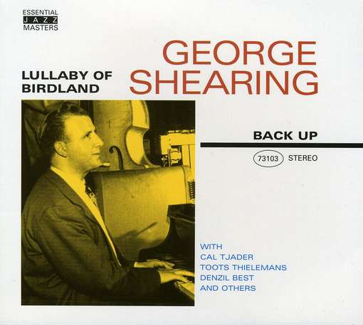 SHEARING, GEORGE - Lullaby Of Birdland Album
