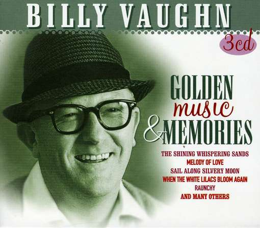 Golden Music And Memories - VAUGHN, BILLY
