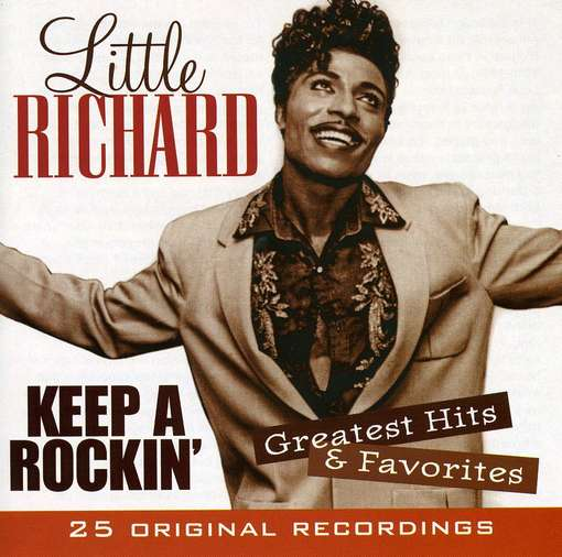 LITTLE RICHARD - Keep A Rockin'
