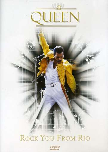 QUEEN - Rock You From Rio Live LP