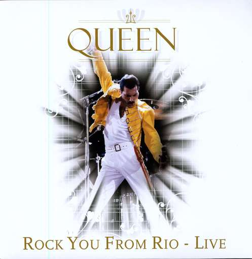 QUEEN - Rock You From Rio -live