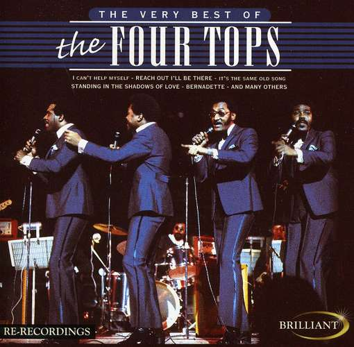 FOUR TOPS - Very Best Of Record