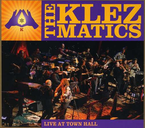 KLEZMATICS - Live At Town Hall Single