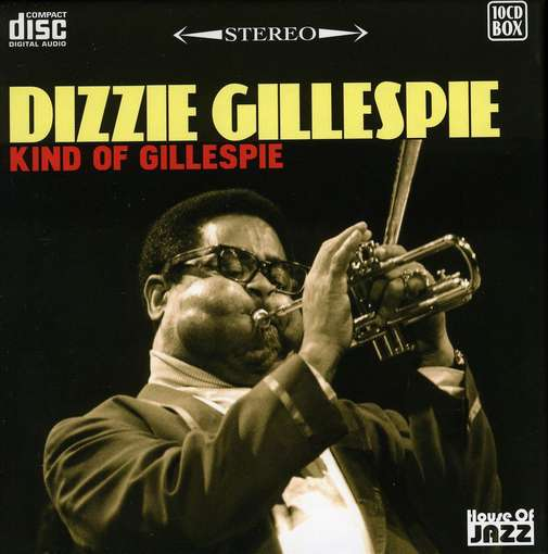 GILLESPIE, DIZZY - Kind Of Gillespie Record